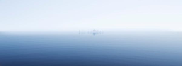 Écho : d'après [after] Ludovico Einaudi, Elegy for the Arctic